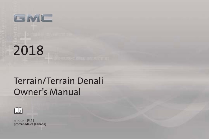 2018 GMC Terrain Owners Manual