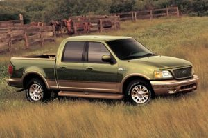 2001 ford f-150 Owners Manual