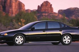 2004 Chevy Impala Owners Manual