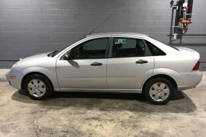 2007 Ford Focus Owners Manual