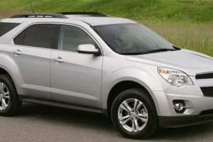 2011 Chevy Equinox Owners Manual
