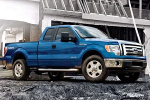 2011 Ford F-150 Owners Manual