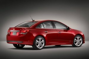 2013 Chevy Cruze Owners Manual