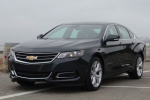 2014 Chevy Impala Owners Manual