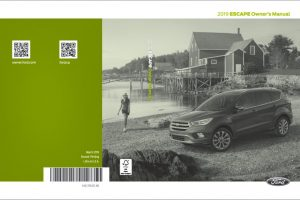 2019 Ford Escape Owners Manual