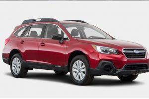 2018 Subaru Outback Owners Manual