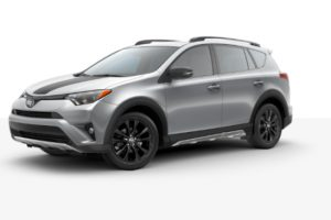 2018 Toyota RAV4 Owners Manual