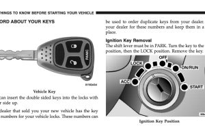 2005 Chrysler Town And Country Owners Manual