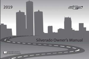 2019 Chevrolet Silverado Owners Manual