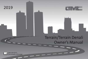 2019 GMC Terrain Owners Manual