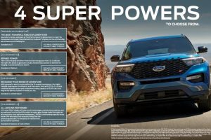 2022 Ford Explorer Owners Manual